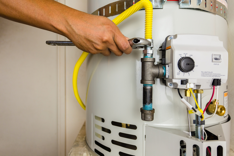 gas vs. electric water heater