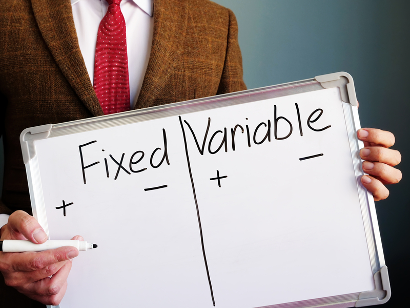 Fixed or Variable: Choosing the Best Electricity Plan